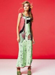 save the queen summer long dress 2015